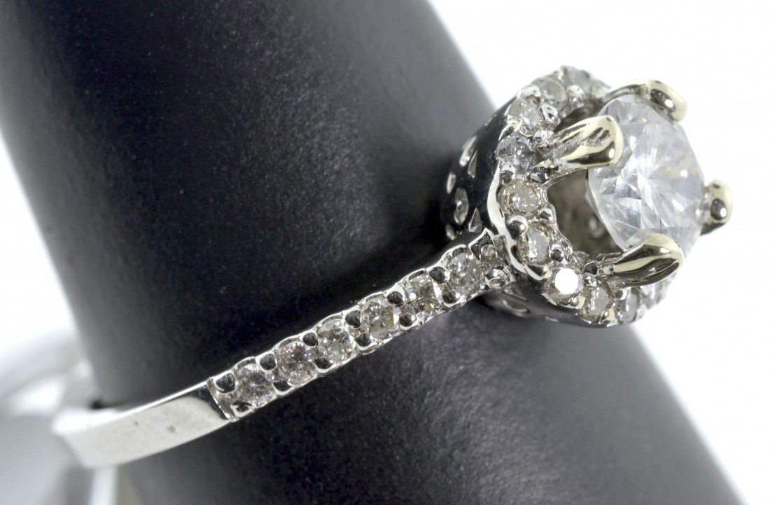 Diamond Ring Appraised Value: $5,790