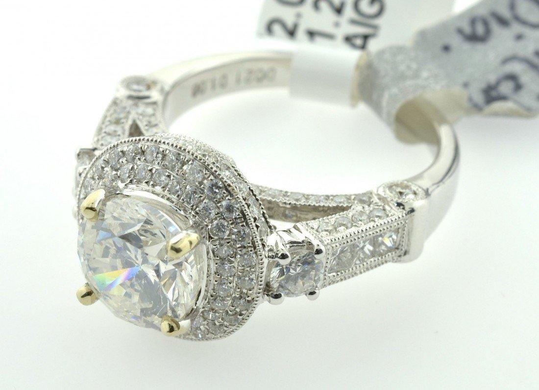 Diamond Unity Ring Appraised Value: $51,000