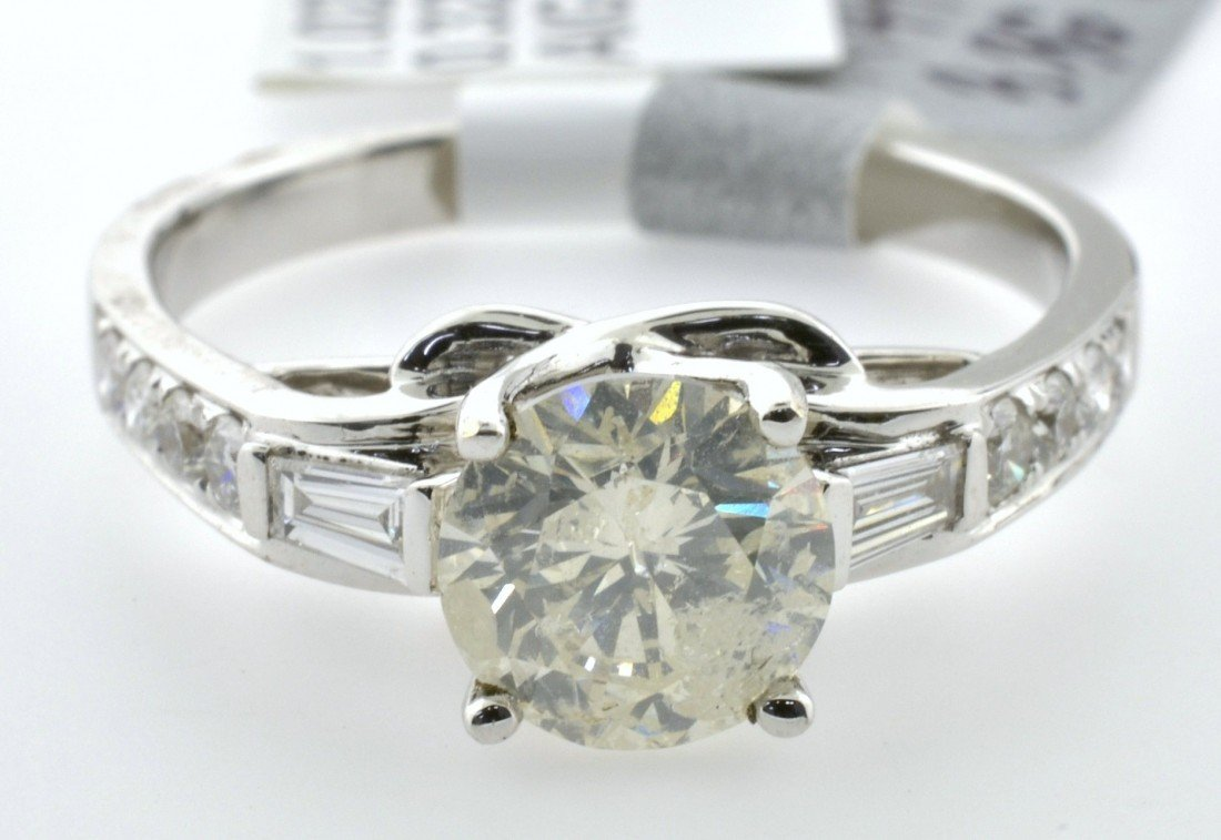 Diamond Ring Appraised Value: $11,100