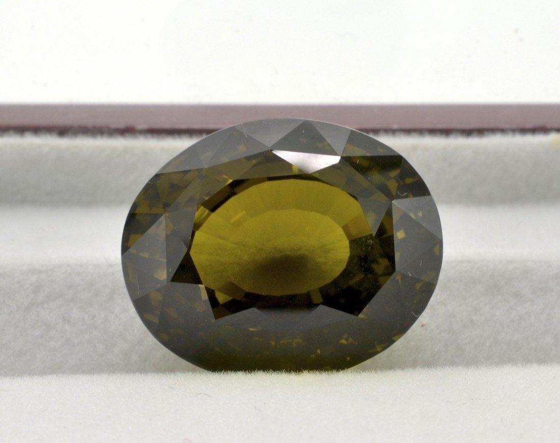 32.67 CTS Alexandrite Stone
