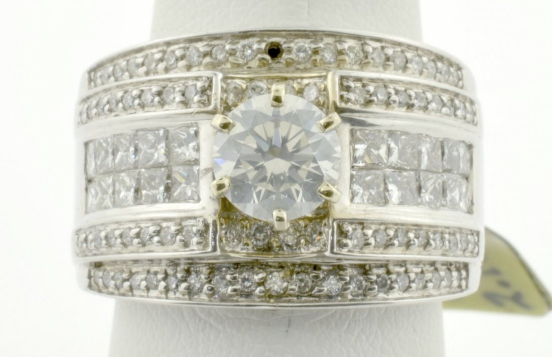 Diamond Unity Ring Appraised Value: $21,500