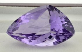 68.20 Cts Amethyst Loose Stone Appraised Value: $9,207