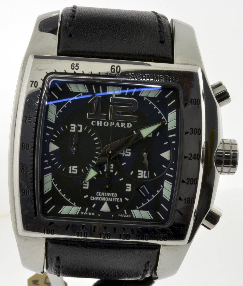 Chopard Miglia Tycoon Wristwatch Appraised Value: $8,90 - 3