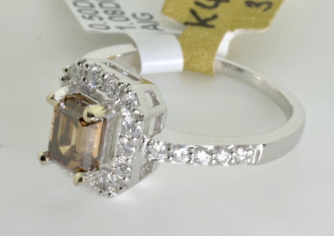 Diamond Ring Appraised Value: $15,075