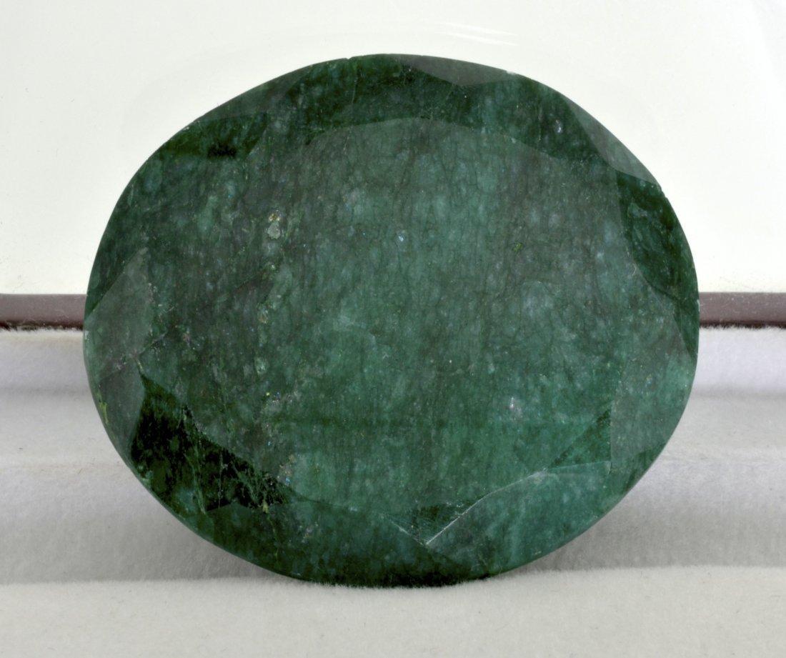 192.65 ct Emerald Stone Appraised Value: $12,137
