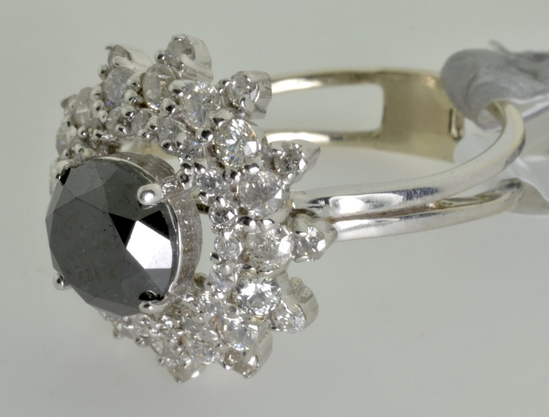 Diamond Ring Appraised Value: $9,837