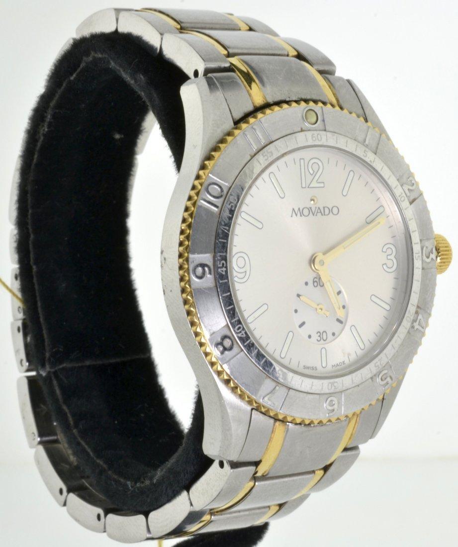 Movado Two-Tone Watch - 2