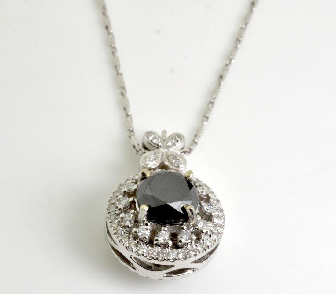 Diamond Necklace Appraised Value: $11,173