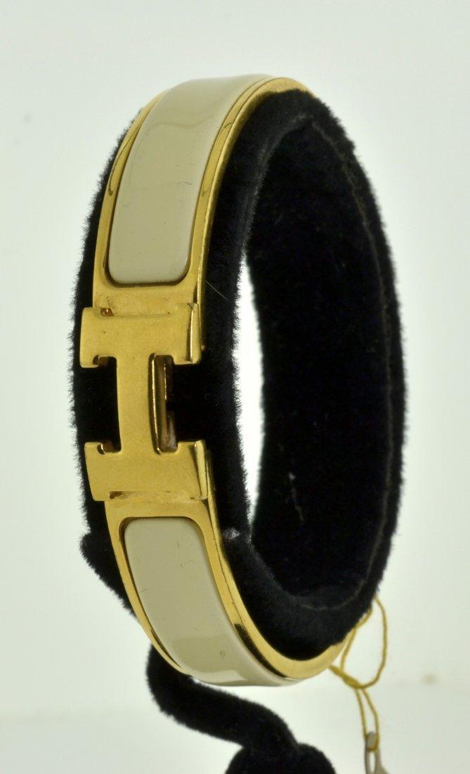 Genuine Hermes Bangle Bracelet