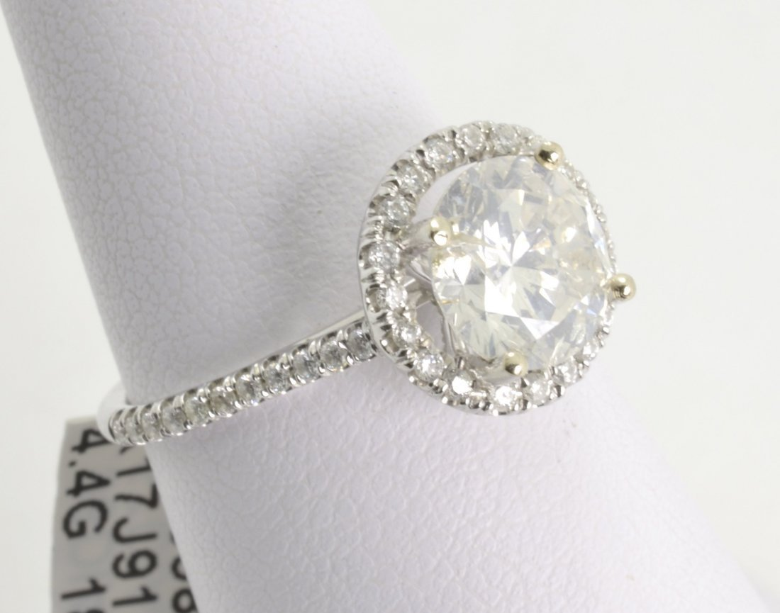 Diamond Ring (EGL CERTIFIED)