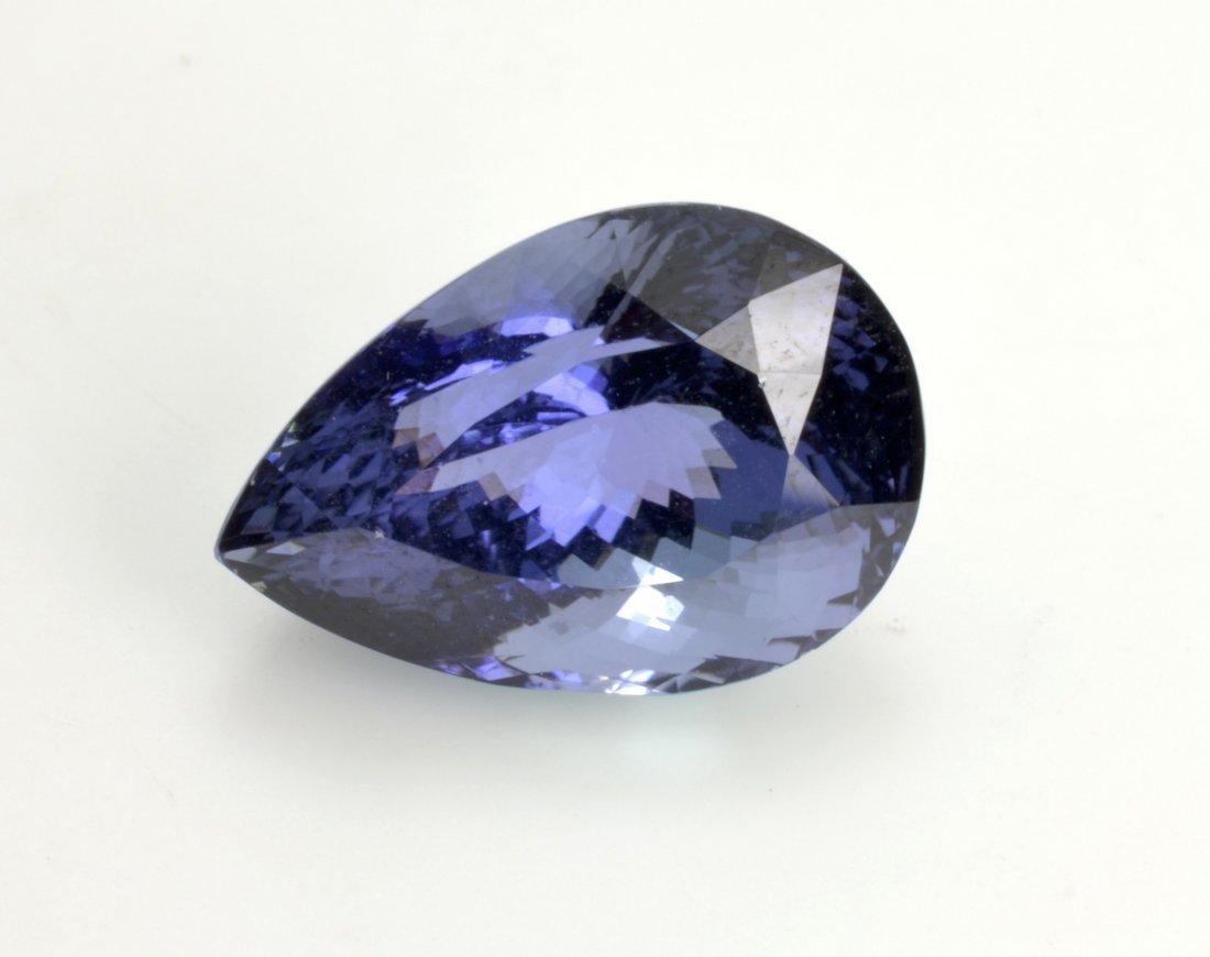 13.14 ct Tanzanite Loose Stone (GIA CERTIFIED)