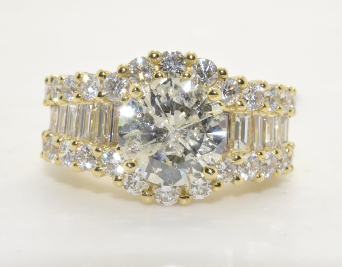 Diamond Ring Appraised Value: $36,000