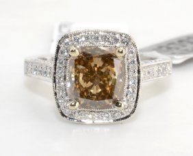 Diamond Ring Appraised Value: $37,525