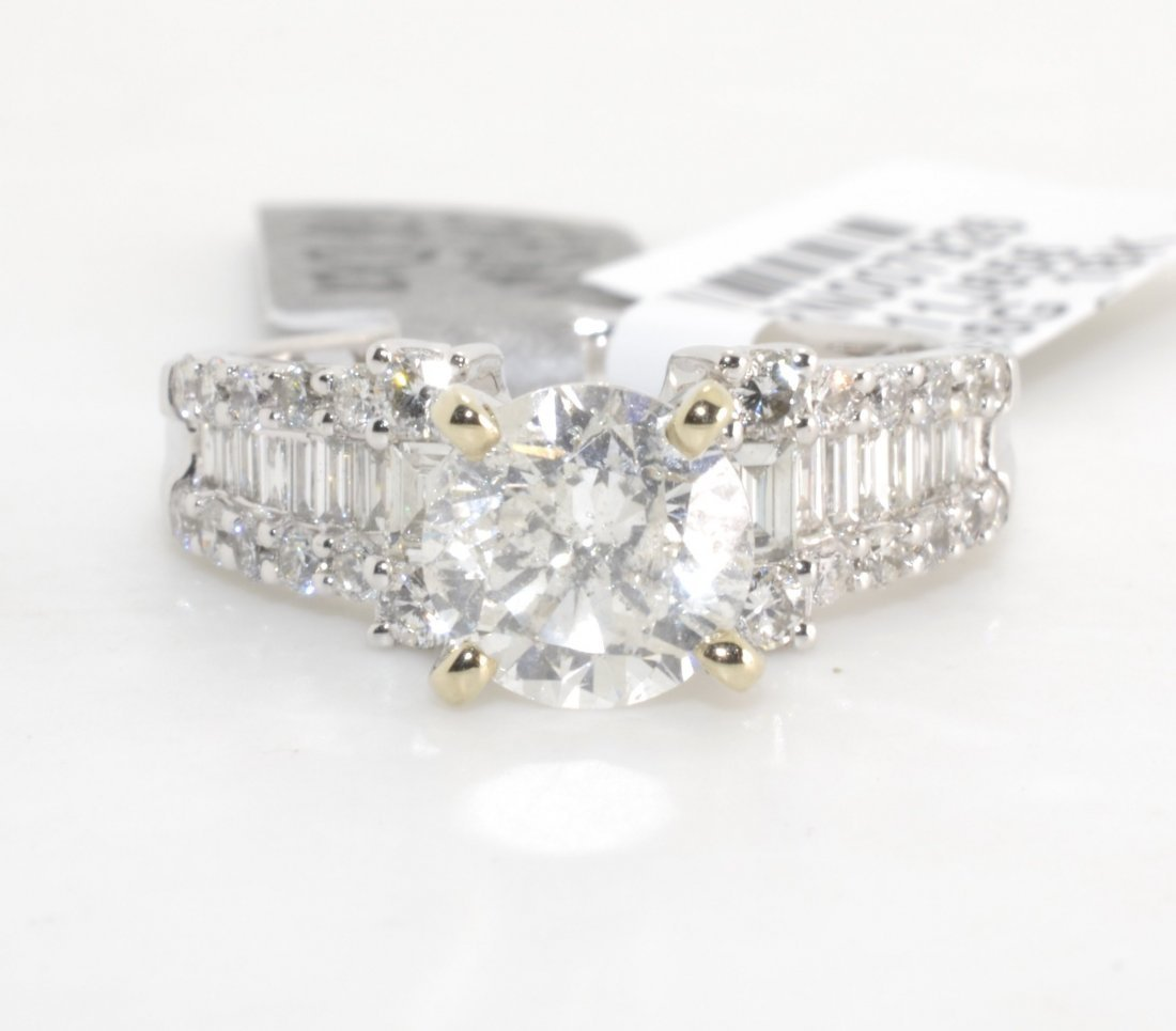 Diamond Ring Appraised Value: $17,600