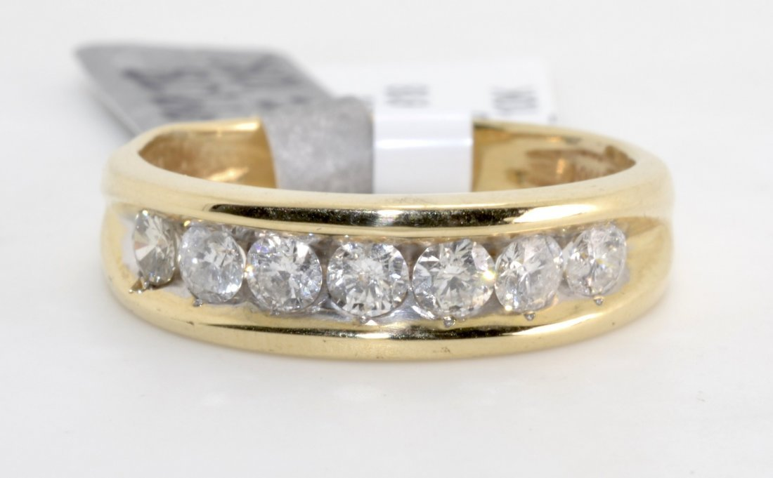 Diamond Ring Appraised Value: $2,750
