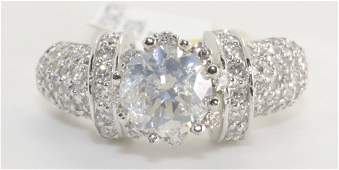 Diamond Ring Appraised Value 21100