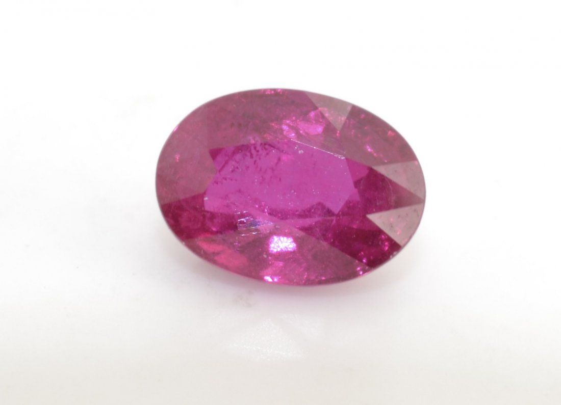1.24 ct Ruby Loose Stone (GIA CERTIFIED)