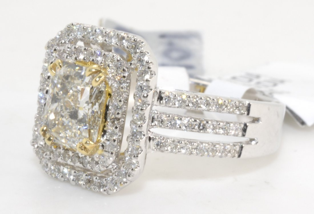 Diamond Ring Appraised Value: $13,950
