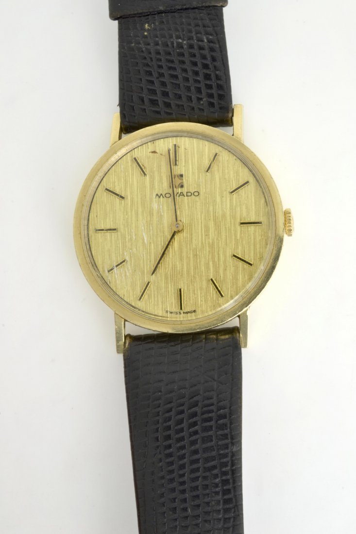 Men's 14K Movado Watch