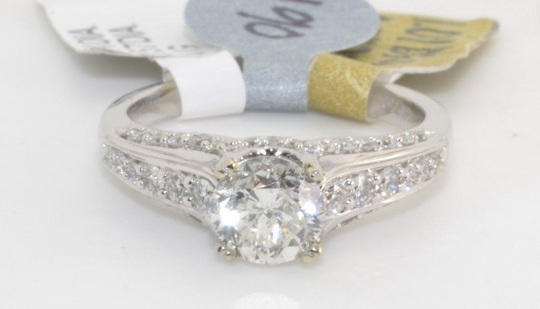 Diamond Unity Ring Appraised Value: $20,880