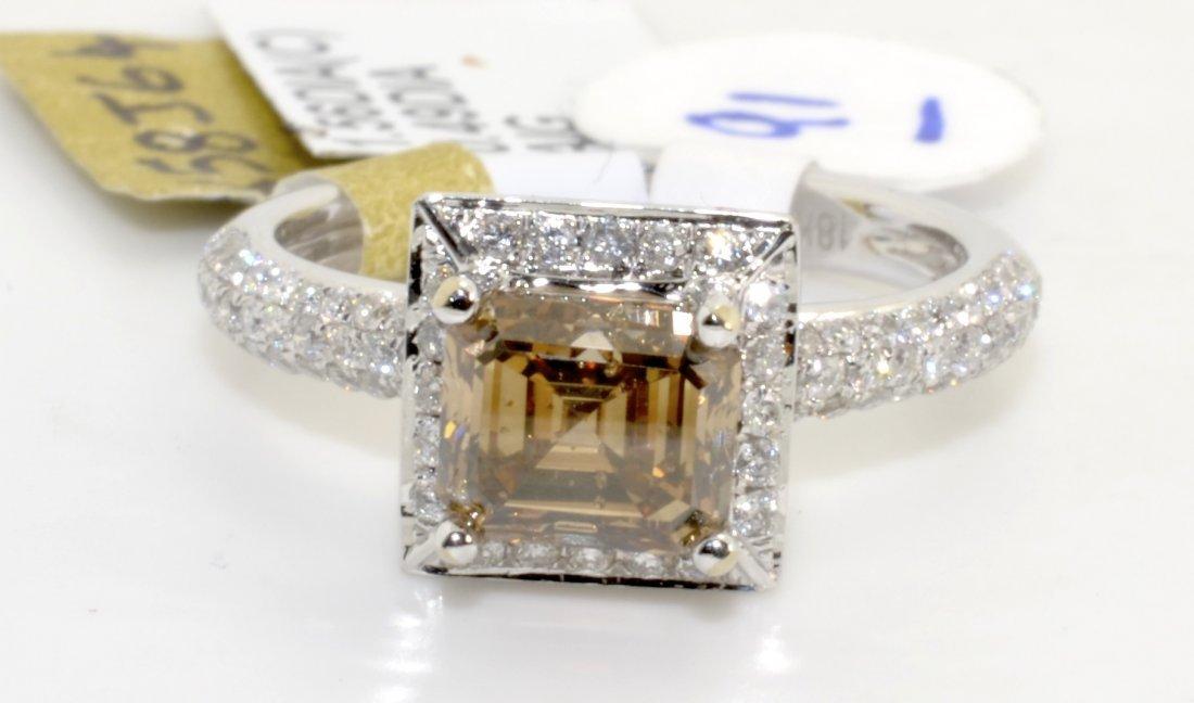 Diamond Unity Ring Appraised Value: $14,880