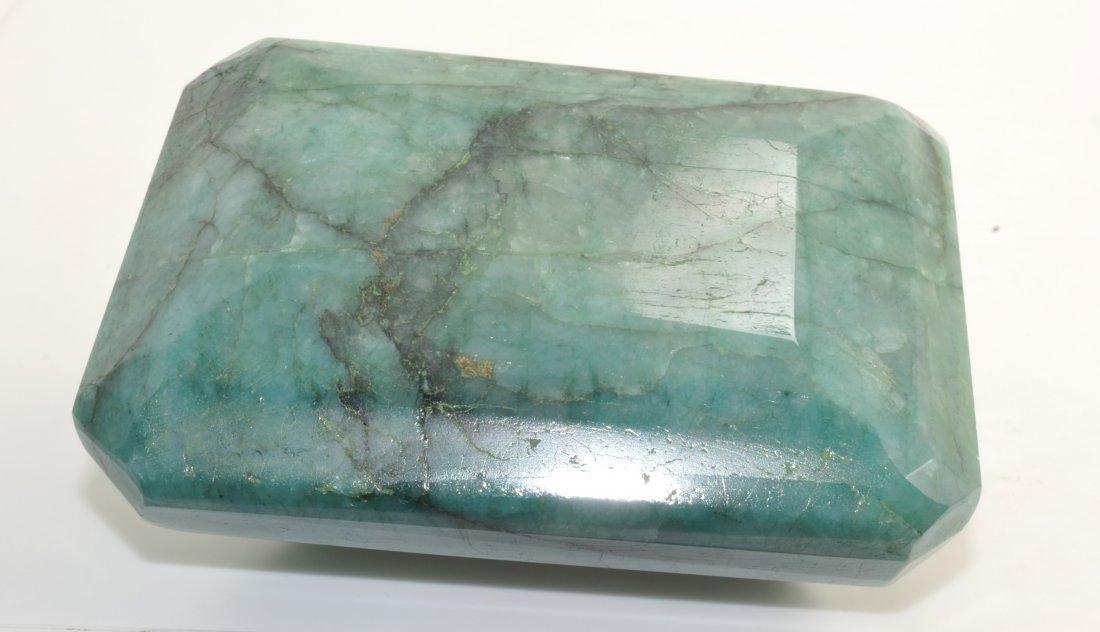 2,151.35 ct Green Beryl Loose Stone AV: $55,935