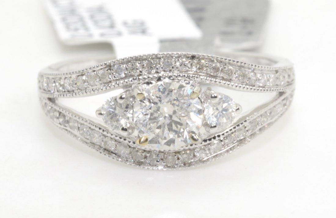 Diamond Ring Appraised Value: $5,020
