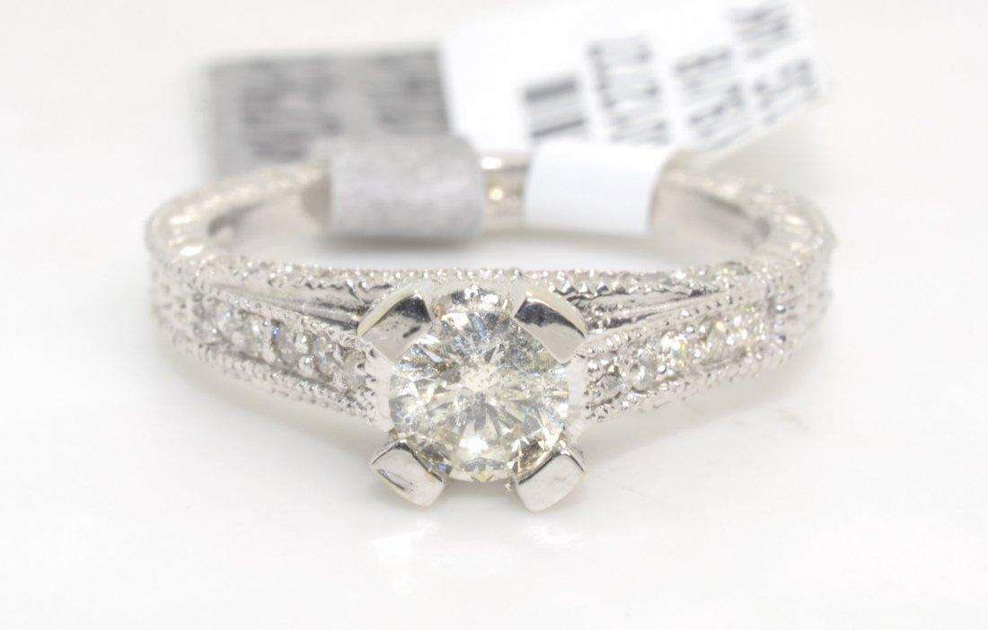 Diamond Ring Appraised Value: $2,860