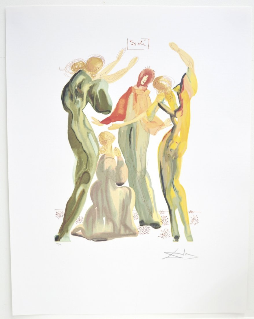 "Marc Chagall's ""La Danse"" Art (PRINT)"