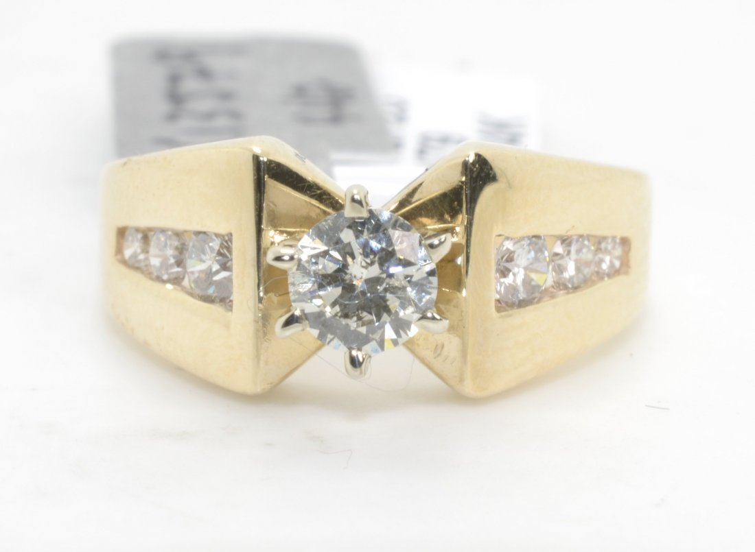 Diamond Ring Appraised Value: $2,800