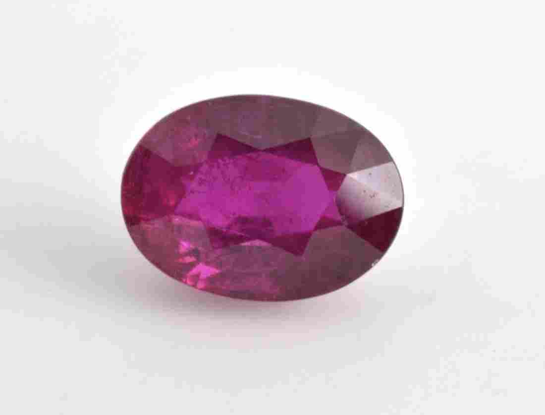 1.24 ct Natural Ruby Loose Stone (GIA CERTIFIED)