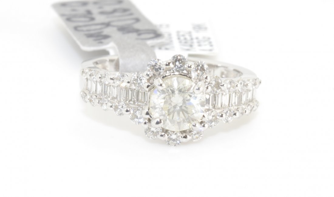 Diamond Unity Ring Appraised Value: $11,650
