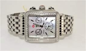 Original Michele Diamond Watch