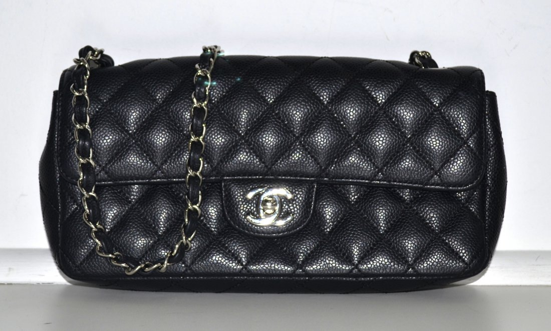 Chanel Black Purse (USED)