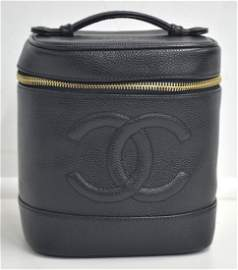 Chanel Carvier Make Up Bag (PREVIOUSLY OWNED)