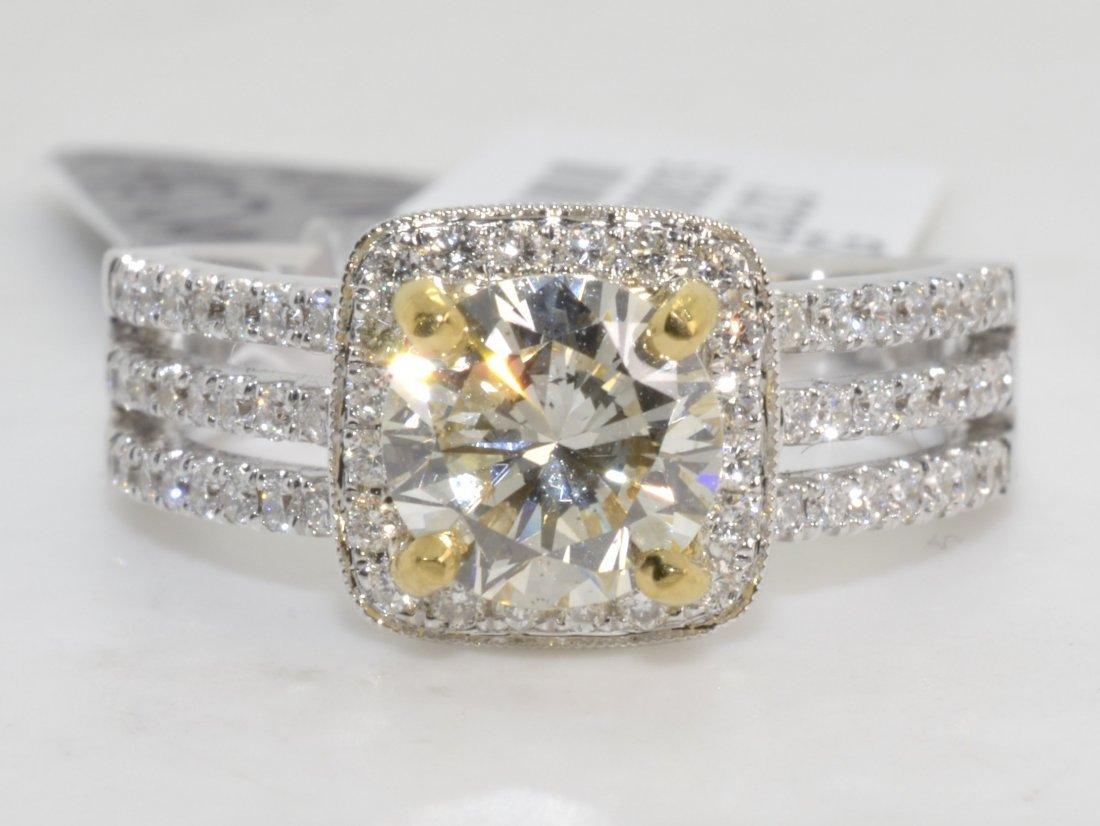 Diamond Ring (EGL CERTIFIED) AV: $30,325