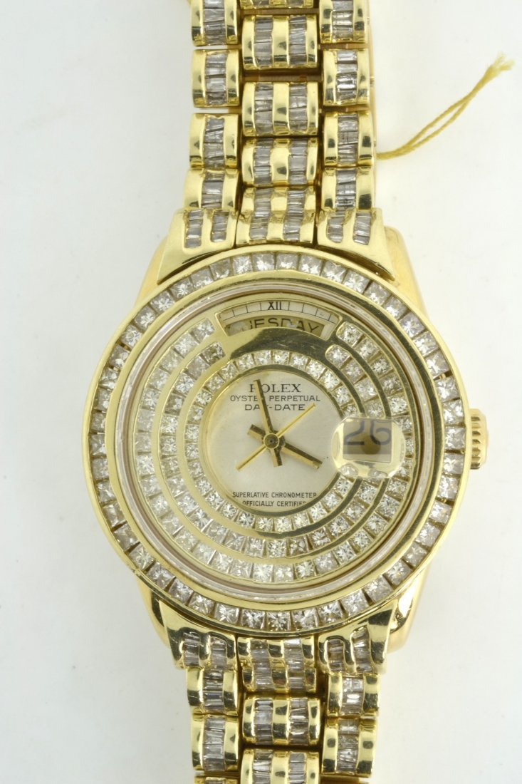Rolex President Style Watch Appraised Value: $65,880