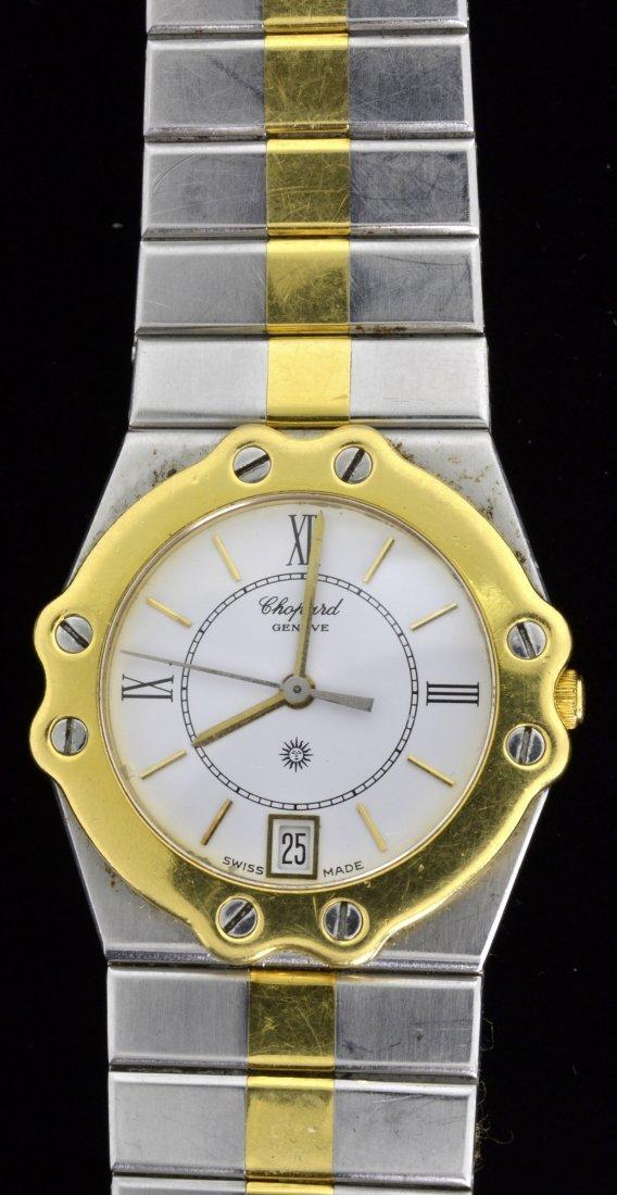 Chopard Saint Moritz Wristwatch AV: $3,250