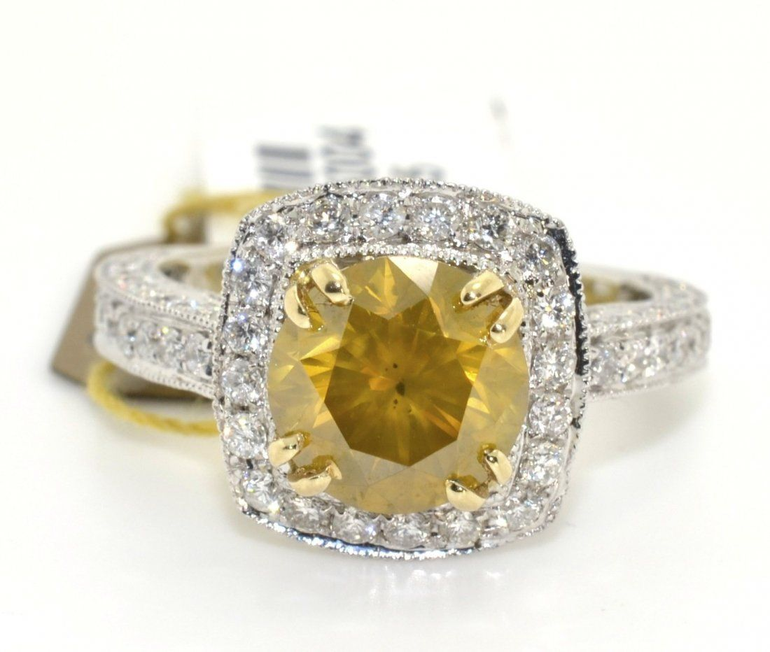 Diamond Ring Appraised Value: $22,500
