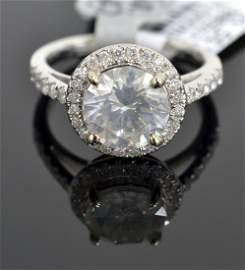 Diamond Ring Appraised Value: $54,090