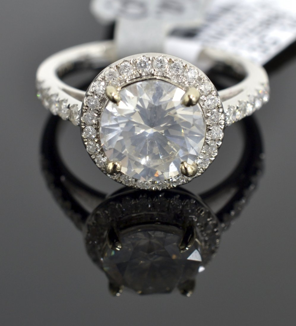 Diamond Ring Appraised Value: $54,090