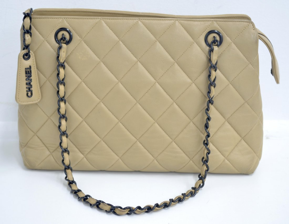 Chanel Beige Bag (GOOD CONDITION)