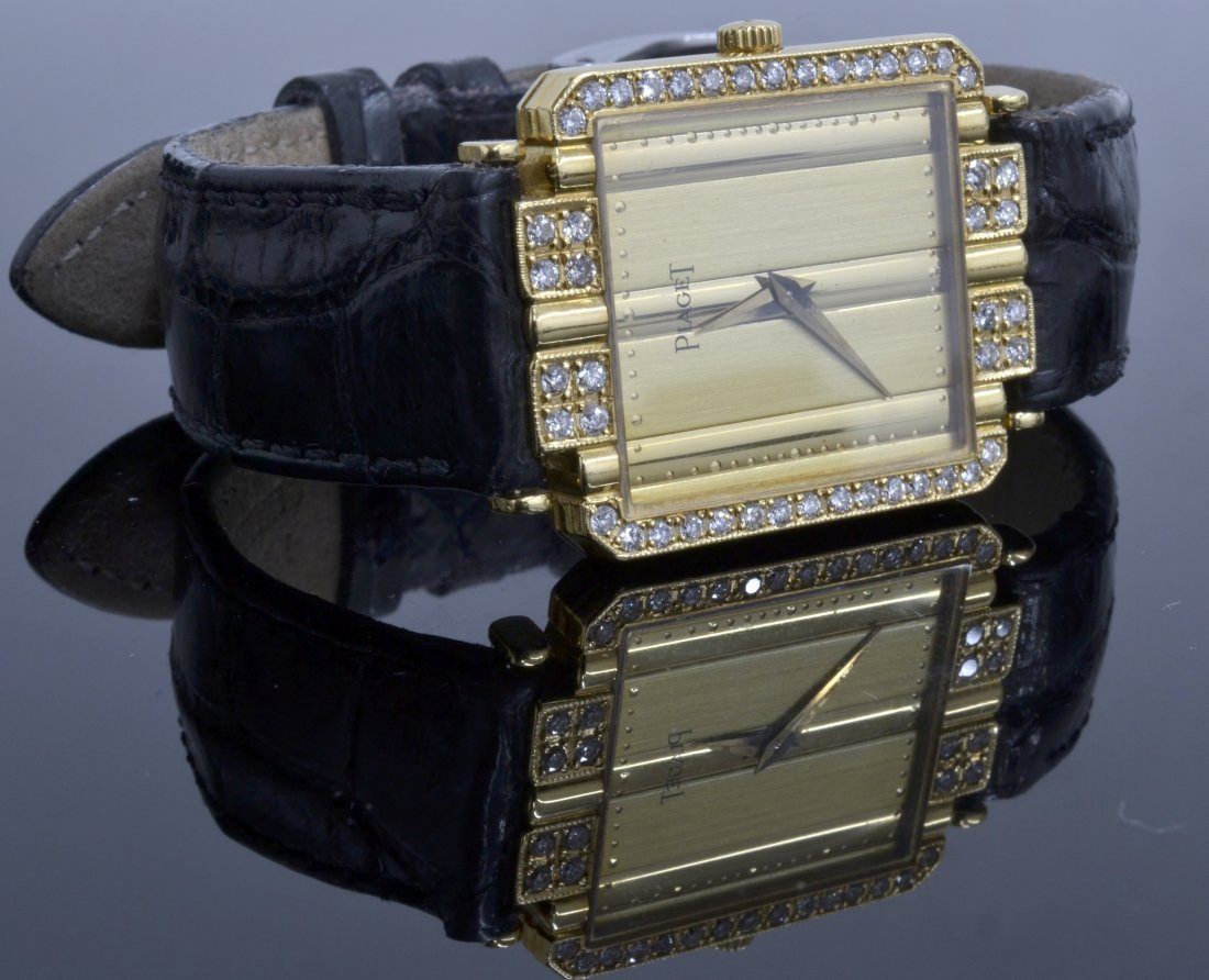 Piaget Diamond Wristwatch Appraised Value: $5,650
