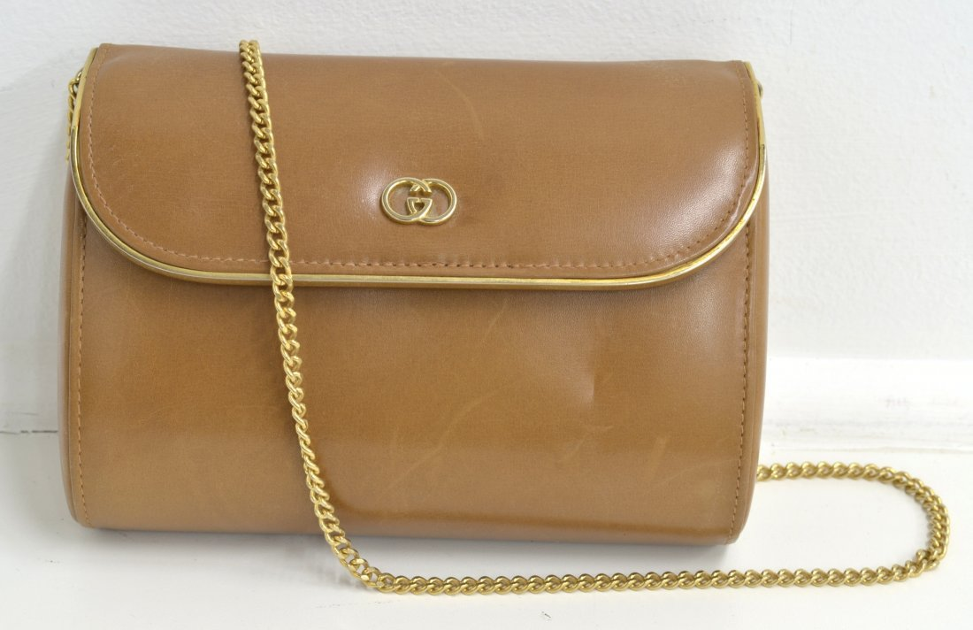 Gucci Brown Purse (EXCELLENT CONDITION)