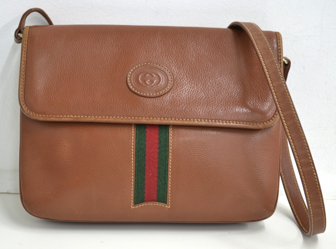 Gucci Brown Bag (GOOD CONDITION)
