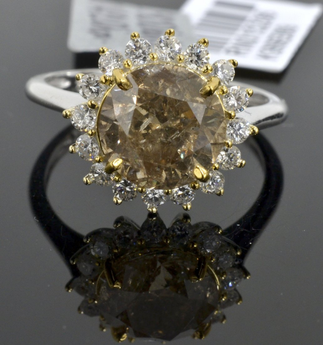 Diamond Ring (EGL USA CERTIFIED)