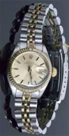 Rolex Date Model Wristwatch AV: $5,990