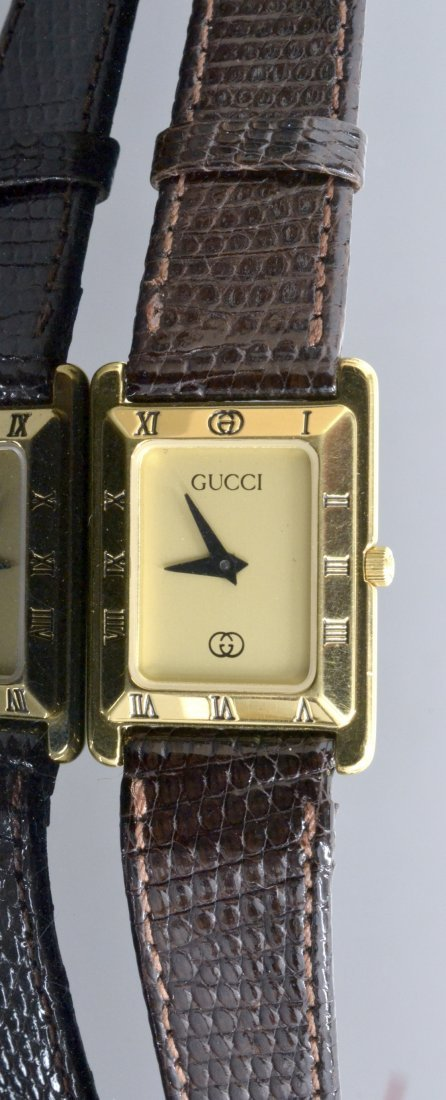 Gucci Watch (MINT CONDITION)