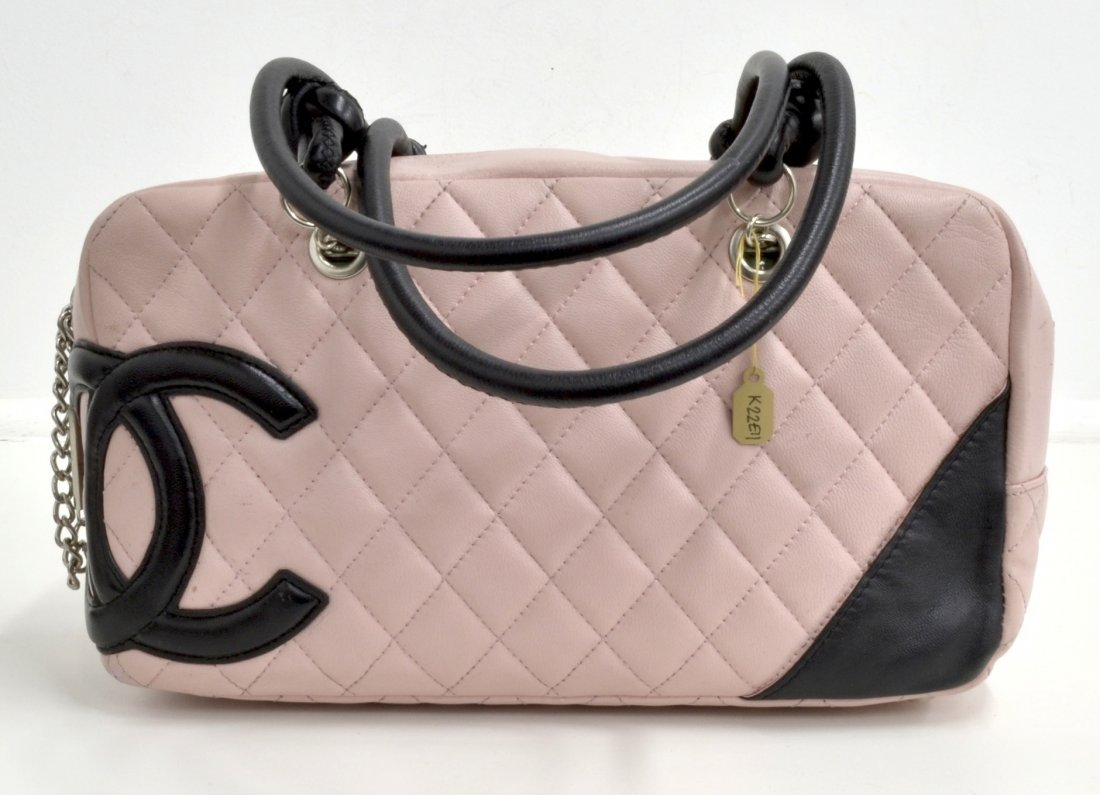 Chanel Pink Purse (GOOD CONDITION)