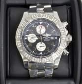 Breitling Super Avenger Watch AV: $14,000
